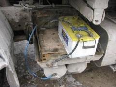 В Курганинском районе задержан мужчина, похитивший аккумуляторы с большегрузов
