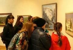 В Краснодаре открылась художественная выставка «Вдохновение»