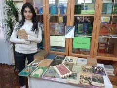 В вузах Сочи создали уголки книгообмена