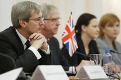 На Кубани начала работу британская бизнес-миссия