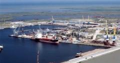 Через кубанские морские порты за границу отгружают зерно и продукты его переработки