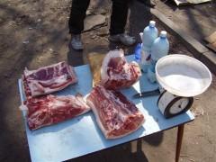 В 2016 году на Кубани провели 1,7 тыс. рейдов по местам несанкционированной торговли мясом