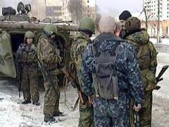 Шесть военнослужащих Росгвардии погибли в Чечне в результате атаки боевиков