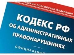 В 2016 году на Дону рассмотрено 35 тысяч дел об административных правонарушениях