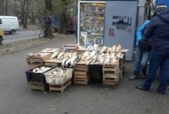 На Дону участились случаи нелегальной торговли рыбой