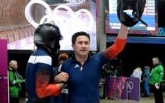 Александр Касьянов и Алексей Пушкарев завоевали «золото» в чемпионате России по бобслею и скелетону