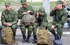 Владимир Путин подписал указ о весеннем призыве