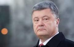 Порошенко поручил прекратить стрельбу в Донбассе с 1 апреля
