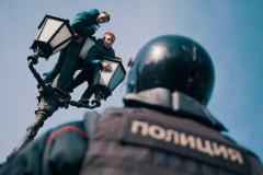 Среди задержанных возле Манежной оказался сын экс-депутата Госдумы от ЛДПР
