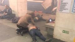 Взрывчатка в метро Петербурга была с поражающими элементами