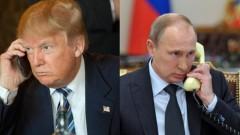 Трамп выразил Путину соболезнования в связи с терактом в метро