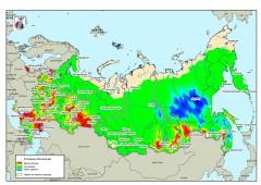Авиалесоохрана РФ прогнозирует риски ЧС в лесах
