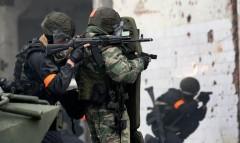 Ликвидированы четверо подозреваемых в убийстве полицейских в Астрахани