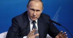 Путин прокомментировал ракетные удары США по сирийской авиабазе