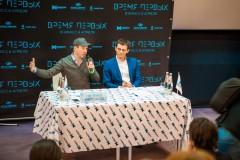 Евгений Миронов привез в Краснодар киноленту «Время первых»