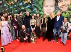 Сборы российского кино за первые месяцы 2017 года составили 5 млрд. рублей