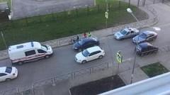 В Московском микрорайоне Краснодара автомобиль сбил первоклассницу