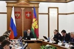 В Краснодаре прошло заседание краевой межведомственной комиссии по профилактике правонарушений