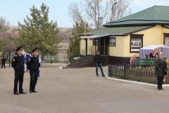 В Калмыкии будет обеспечена безопасность во время празднования Пасхи