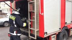 Сотрудники МЧС ликвидировали пожар в центре Сочи
