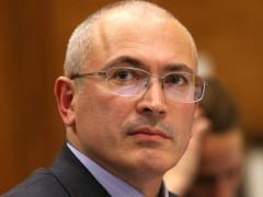 Ходорковский ушел с поста председателя «Открытой России»