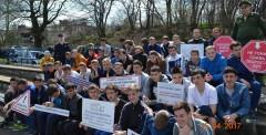 На Ставрополье автоинспекторы и подростками приняли участие в акции «Сохрани жизнь! #Сбавь скорость»