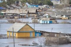 «Большая вода» пришла сразу в несколько российских регионов