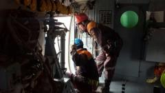 В Черном море ведутся поиски членов экипажа сухогруза «Герои Арсенала», потерпевшего крушение