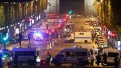 В Париже вооруженный мужчина открыл огонь по полицейским и прохожим