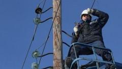 Жители Южной Осетии сидят без электричества