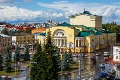 В Ярославле  стартовал  фестиваль студенческих театров  «Будущее театральной России»