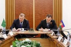 Кубань и Адыгея будут сотрудничать в экономической, научно-технической и социально-культурной сферах