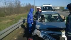 На Дону спасатели дважды выезжали на места ДТП