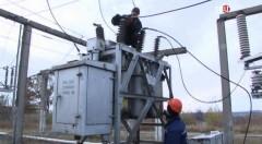 В ЛНР восстановлено электроснабжение районов, отключенных Киевом за долги