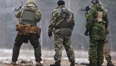 Минобороны ДНР: В Донбасс прибыли американские военные инструкторы