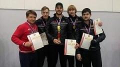 Кубанские кёрлингисты взяли «золото» на чемпионате России