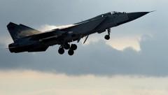 В Бурятии рухнул истребитель-перехватчик МиГ-31