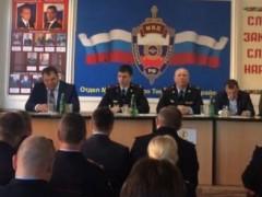 Отдел МВД России по Тимашевскому району возглавил Евгений Пирогов