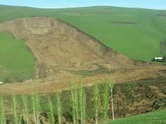В Киргизии 30 апреля объявлен траур в связи жертвами оползня