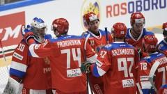 Сборная России по хоккею уступила команде Финляндии в матче этапа Евротура