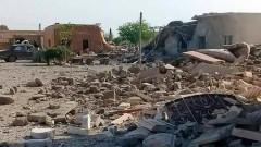 В Сирии при авиаударе возглавляемой США коалиции погибли 14 человек