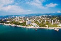 Сочи возглавил рейтинг курортов для отдыха на майские праздники