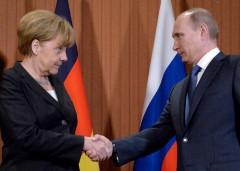 В Сочи Путин проведет переговоры с Меркель