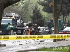 При атаке на конвой НАТО в Кабуле 8 человек погибли, более 20 ранены
