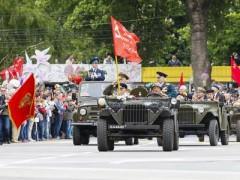 В Краснодаре в День Победы пройдут праздничные мероприятия и патриотические акции