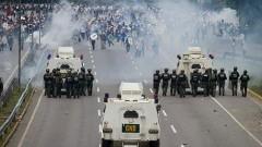 На акциях протеста в Венесуэле погибли 35 человек, 717 ранены