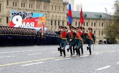 В Москве состоялся военный парад на Красной площади (видео)