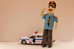 В Калмыкии стартует детский творческий конкурс «Полицейский Дядя Степа»