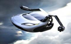 Toyota выпустит летающий автомобиль