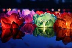 В Сочи пройдет фестиваль водных фонариков